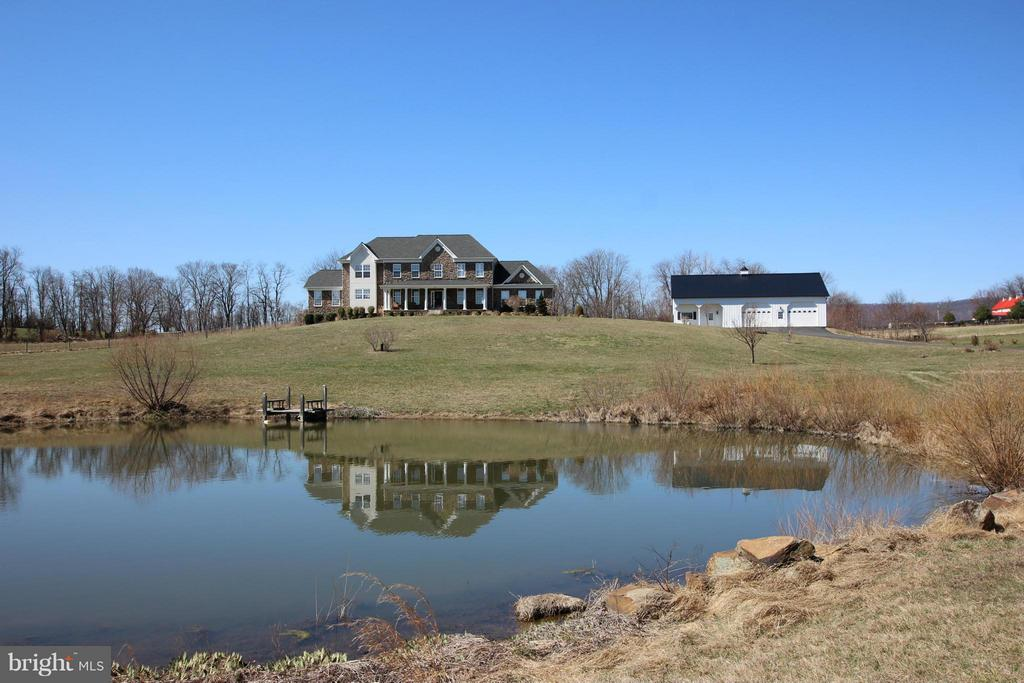 Private, serene location - 38651 RICKARD RD, LOVETTSVILLE