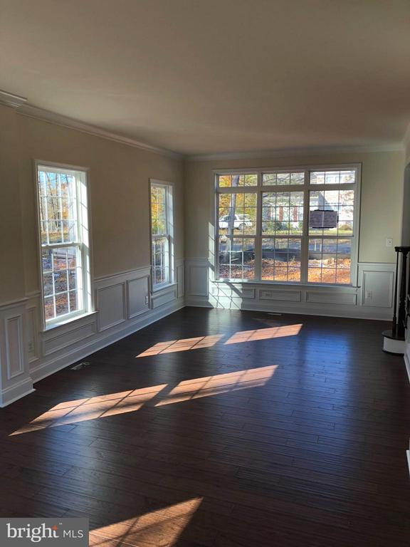 Living Room - 8371 JILL BRENDA CT, MANASSAS