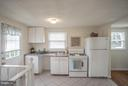 Kitchen - 4109 ANDERSON RD, TRIANGLE