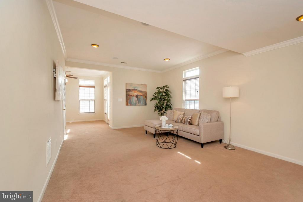Recreation Room - 16385 GANGPLANK LN, WOODBRIDGE