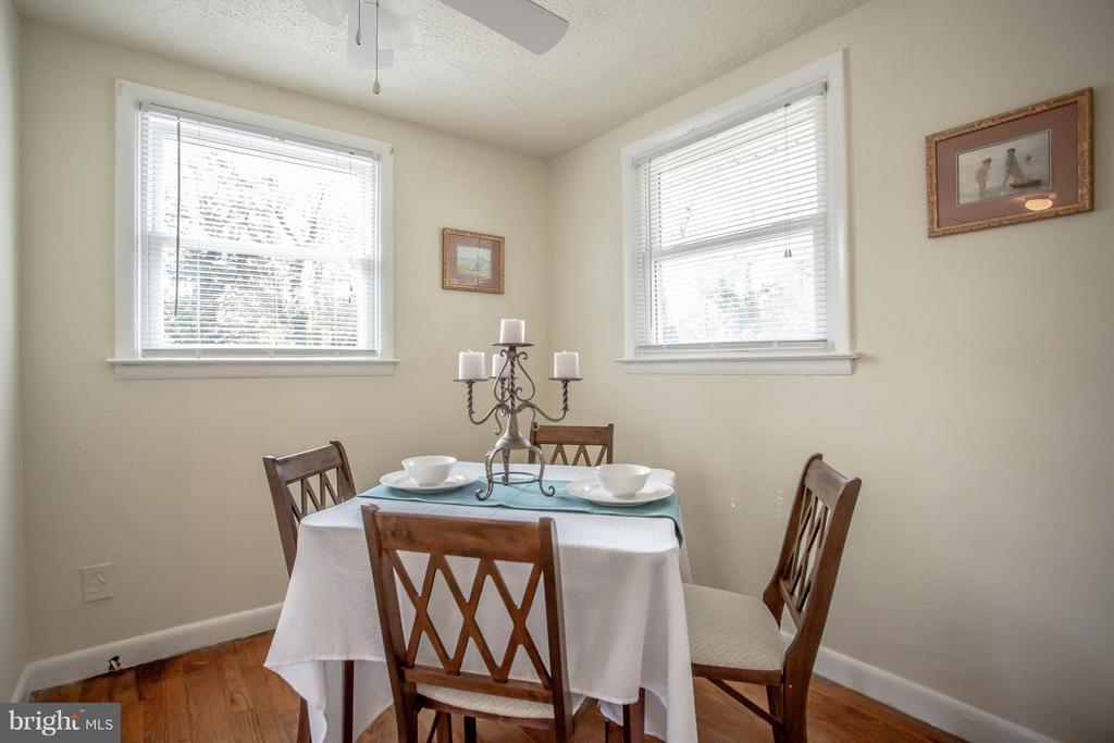 Separate Dining Room - 4109 ANDERSON RD, TRIANGLE