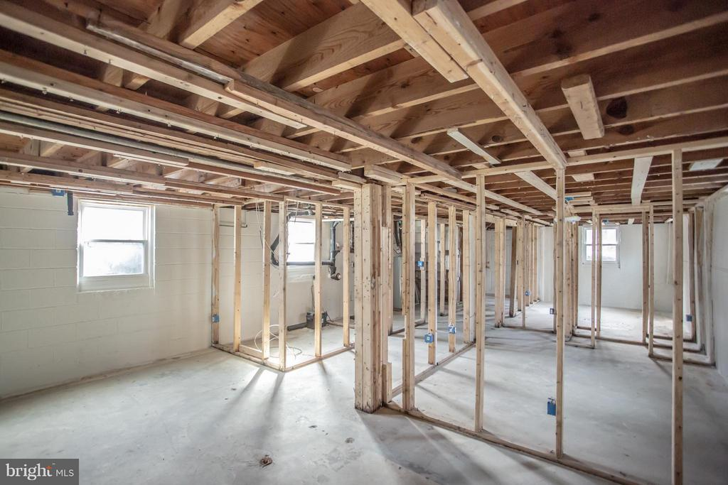 Basement - 4109 ANDERSON RD, TRIANGLE