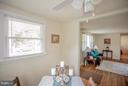 Dining Room - 4109 ANDERSON RD, TRIANGLE