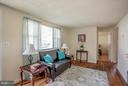 Entrance/Living Room - 4109 ANDERSON RD, TRIANGLE