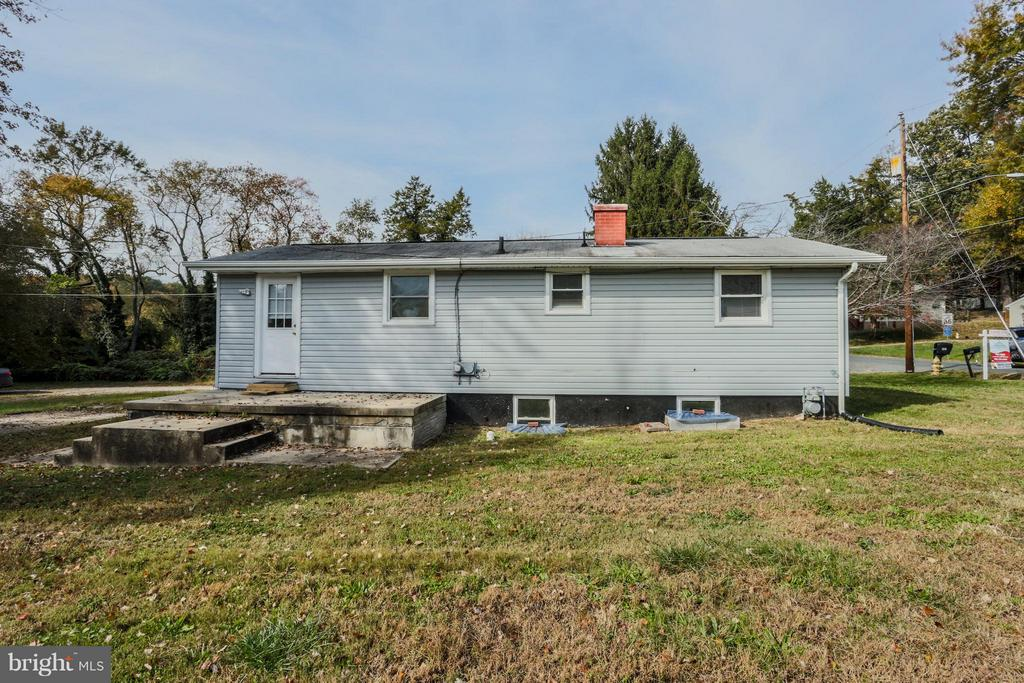 Exterior (Rear) - 4109 ANDERSON RD, TRIANGLE