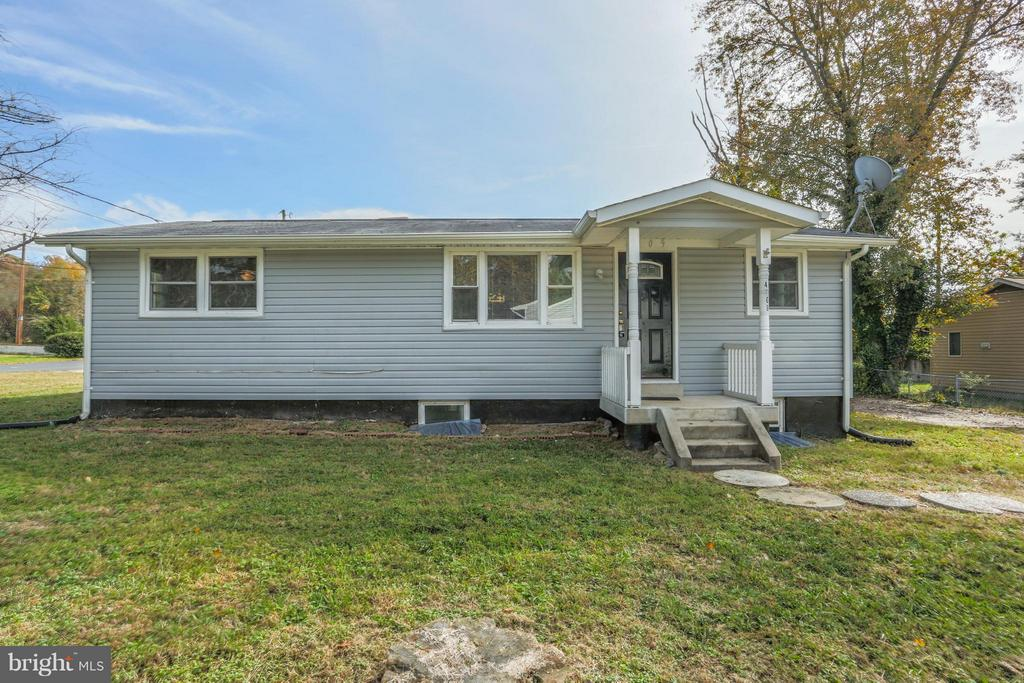 Nice Flat Lot! - 4109 ANDERSON RD, TRIANGLE