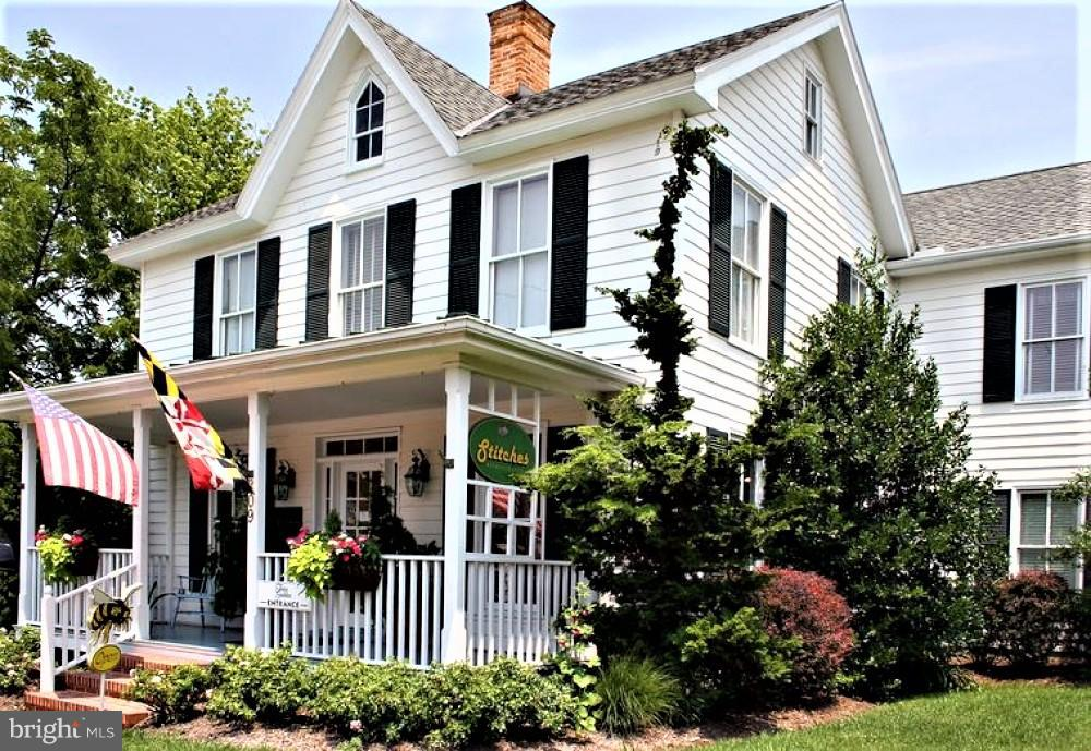 Single Family for Sale at 209 Talbot St St. Michaels, Maryland 21663 United States