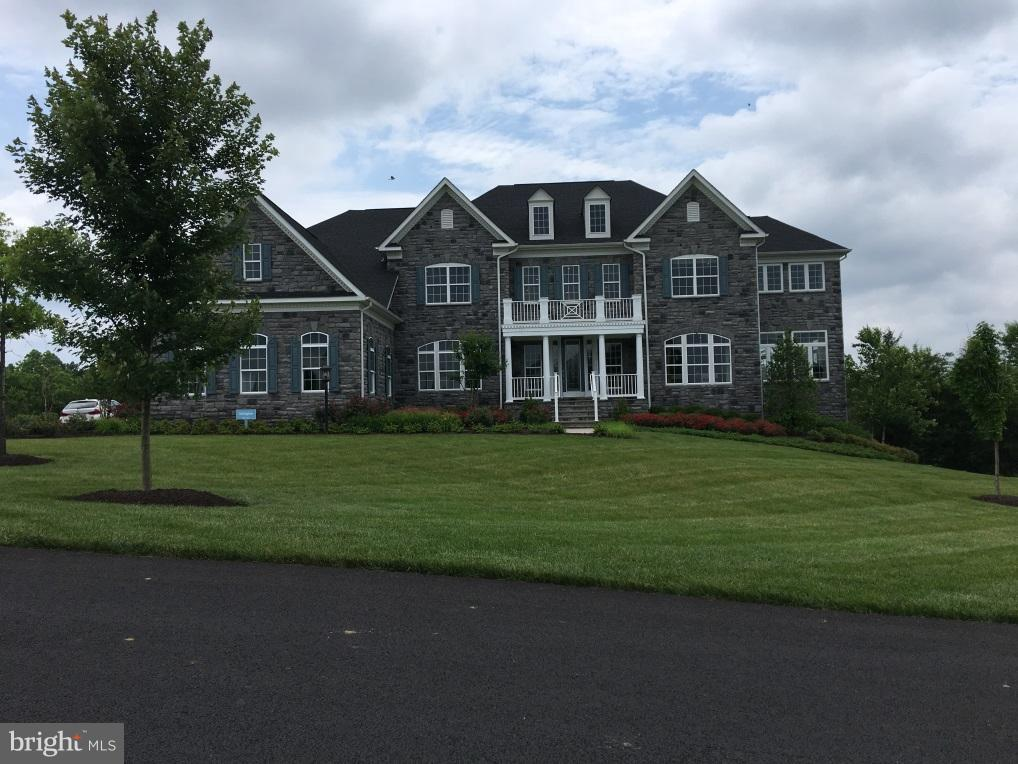 Single Family Home for Sale at 16105 Hunters Pond Trail 16105 Hunters Pond Trail Centreville, Virginia 20120 United States