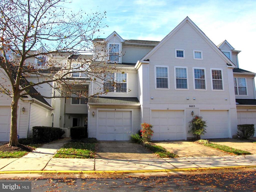 Kingstowne Homes for Sale -  Townhome,  6603  NETTIES LANE  1704