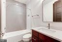Lower level full bath - 3546 UTAH ST N, ARLINGTON
