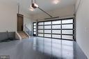 Interior Garage shot w/ Electric Car hook up - 3546 UTAH ST N, ARLINGTON