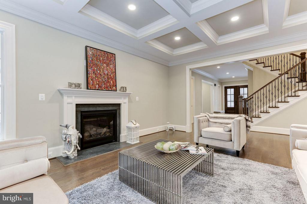 Family room - 3600 N PEARY ST, ARLINGTON