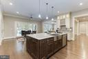 Kitchen - 3600 N PEARY ST, ARLINGTON
