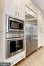 Kitchen with high-end Thermidor appliances - 3600 N PEARY ST, ARLINGTON