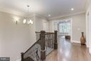 Upper level corridor - 3600 N PEARY ST, ARLINGTON