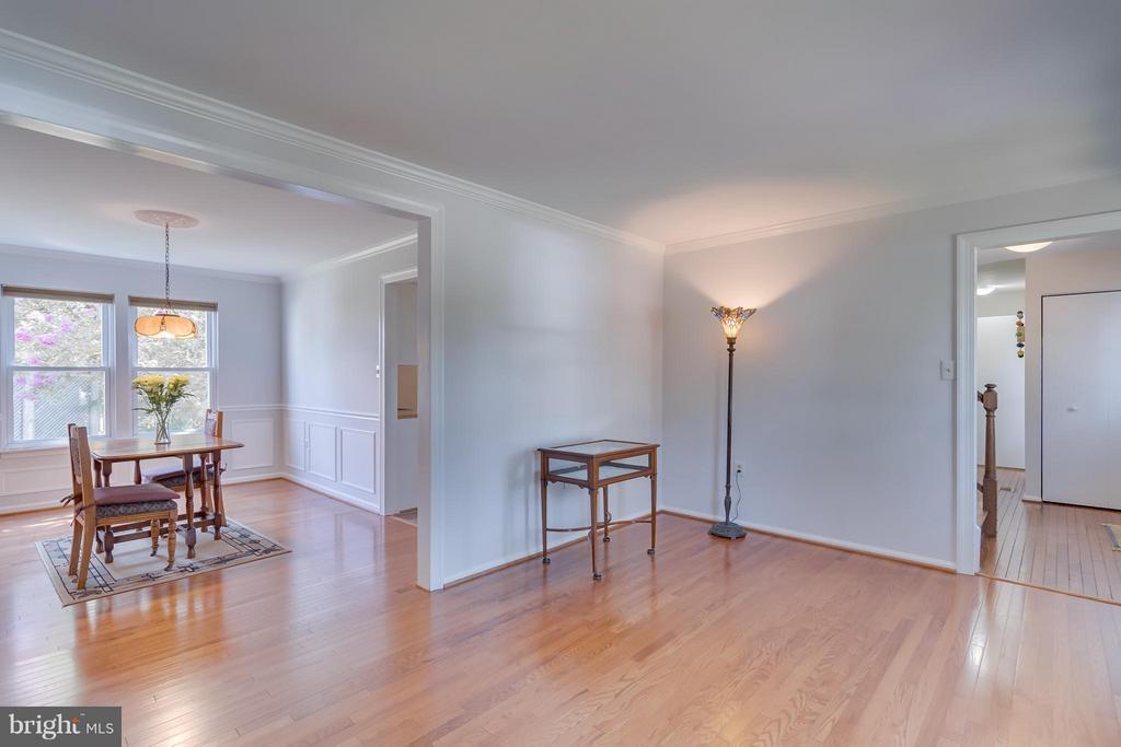 Living Room 2 - 5620 BARRYMORE RD, CENTREVILLE