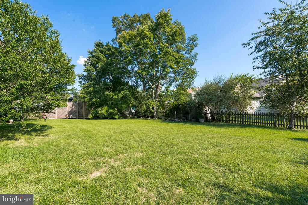 Roomy 1/3 Acre Lot - 5620 BARRYMORE RD, CENTREVILLE
