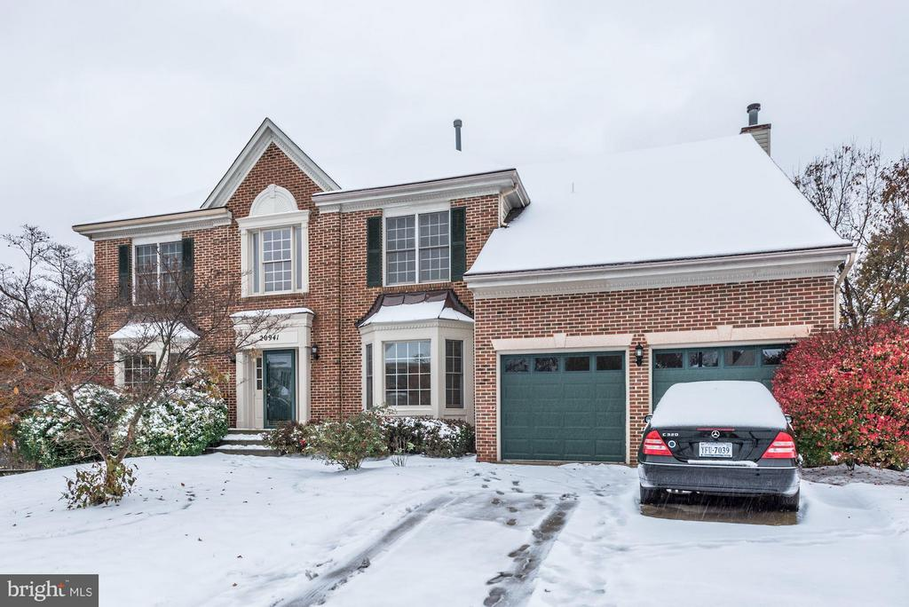 Exterior - 20941 RUBLES MILL CT, ASHBURN