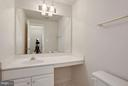 Main Level Powder Room - 20941 RUBLES MILL CT, ASHBURN