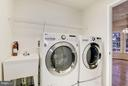Front Loading Washer & Dryer - 20941 RUBLES MILL CT, ASHBURN