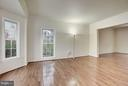 Formal Living Room - 20941 RUBLES MILL CT, ASHBURN