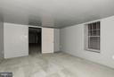 Bonus Den area in Basement - 20941 RUBLES MILL CT, ASHBURN