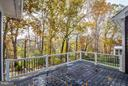 Rear deck - 3600 N PEARY ST, ARLINGTON