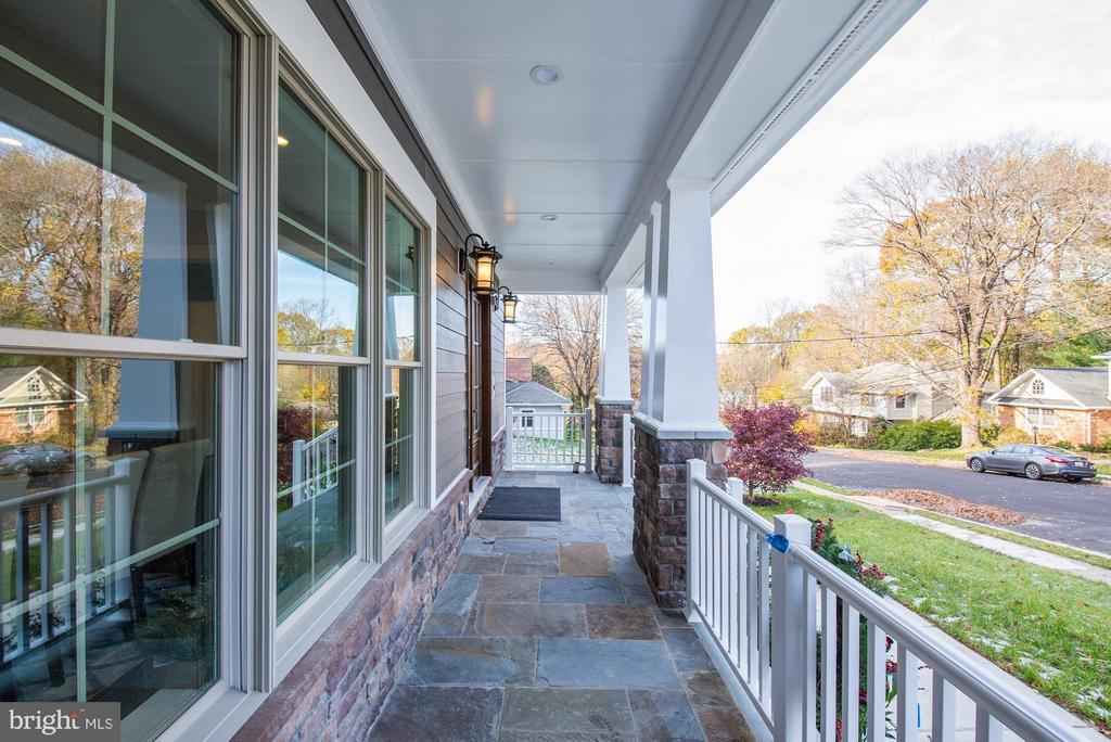 Front porch - 3600 N PEARY ST, ARLINGTON