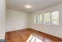 Upstairs Bedroom - 7709 HAMILTON SPRING RD, BETHESDA