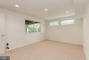 Home Office w/separate entry - 7709 HAMILTON SPRING RD, BETHESDA