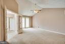 Bedroom (Master) - 6906 GOVERNORS GRANT LN, FREDERICKSBURG