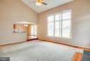 Family Room - 6906 GOVERNORS GRANT LN, FREDERICKSBURG