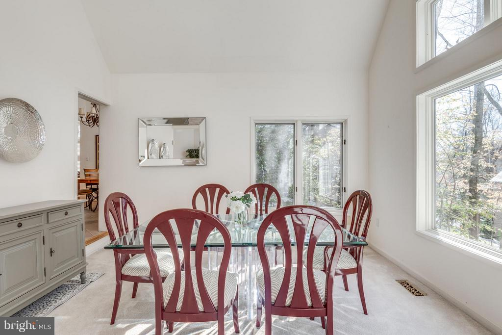 Sunlight from all directions! (SEE TOUR & flr plan - 11581 GREENWICH POINT RD, RESTON