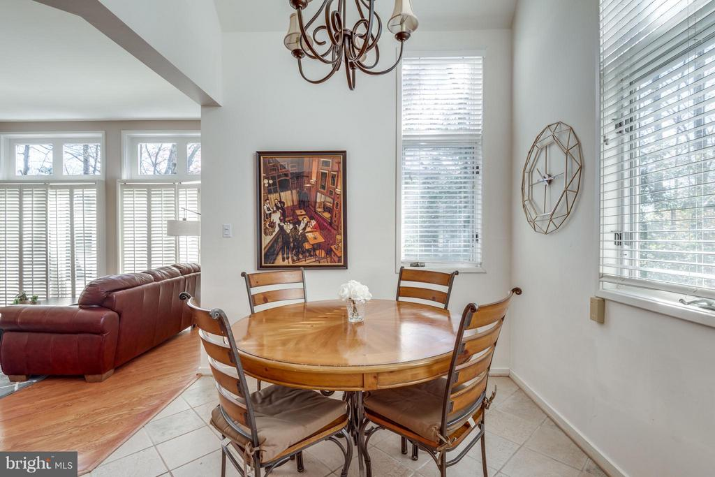 Open to above 2nd family room loft space - 11581 GREENWICH POINT RD, RESTON