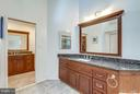 Granite counters, new lighting & vanity (see tour) - 11581 GREENWICH POINT RD, RESTON