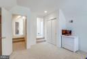 huge guest bedrooms - 11581 GREENWICH POINT RD, RESTON