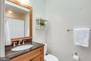 Private bath for Princess suite - 11581 GREENWICH POINT RD, RESTON