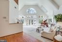 Beautiful open floor plan  tons of natural light - 11581 GREENWICH POINT RD, RESTON