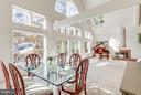 See the lake from your back deck! - 11581 GREENWICH POINT RD, RESTON