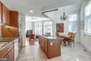 Eat in Kitchen Table space - 11581 GREENWICH POINT RD, RESTON
