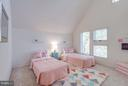 Spacious guest bedroom with Loft - 11581 GREENWICH POINT RD, RESTON