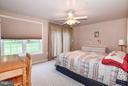 Bedroom - 2861 BUFFLEHEAD CT, WOODBRIDGE