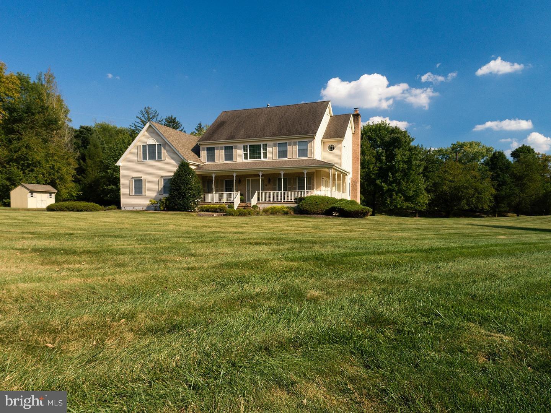 Property для того Продажа на 10 RINGOS MILL Road Hopewell, Нью-Джерси 08525 Соединенные Штаты