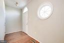 Front Door/Foyer - 7273 JOHN RYLAND WAY, SPRINGFIELD