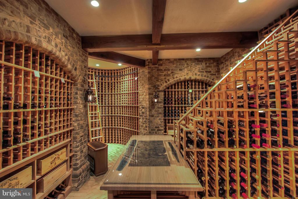 3,500 Bottle Wine Cellar - 12410 COVE LN, HUME