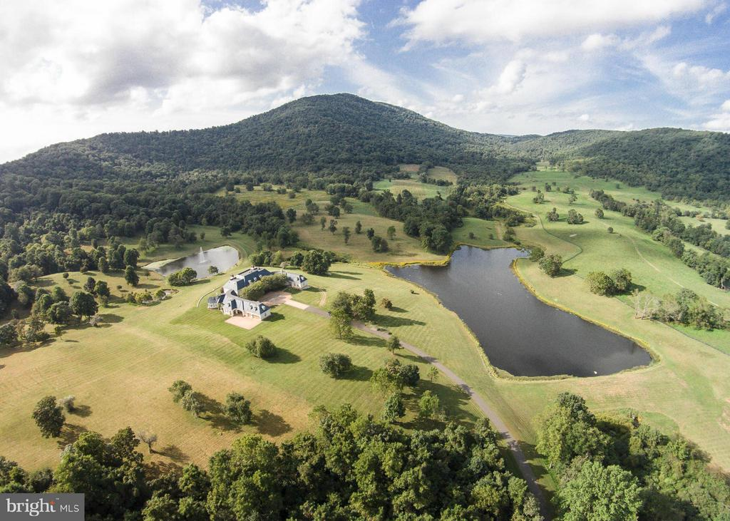 Aerial View - 12410 COVE LN, HUME