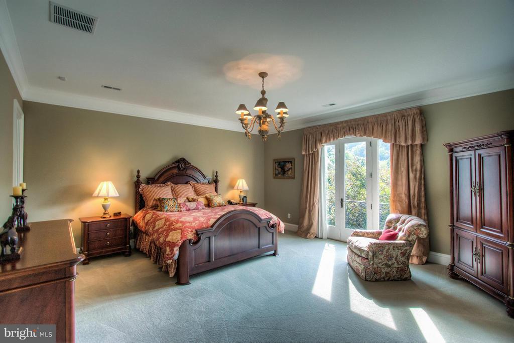 Bedroom - 12410 COVE LN, HUME