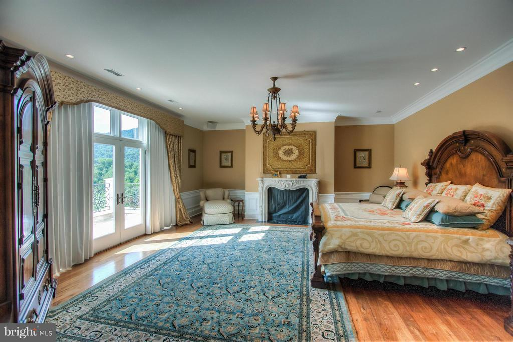Bedroom (Master) - 12410 COVE LN, HUME
