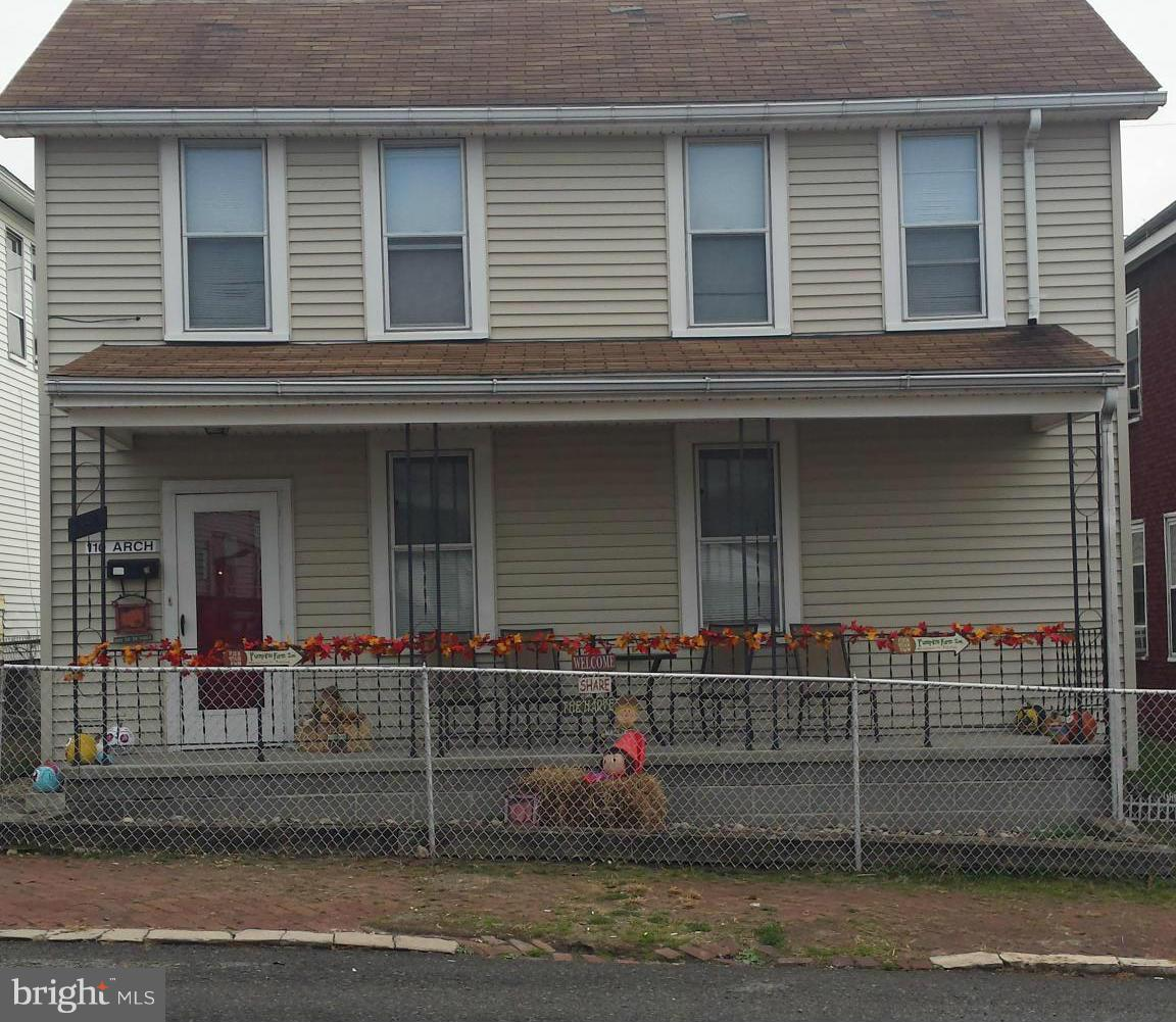 Single Family for Sale at 110 Arch St Cumberland, Maryland 21502 United States