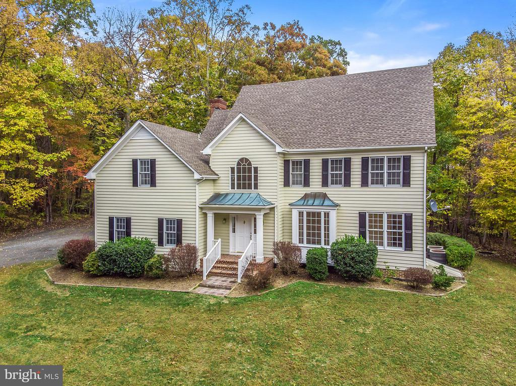 10504  WARLAND ROAD, Marshall in FAUQUIER County, VA 20115 Home for Sale